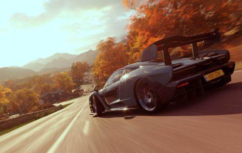 Forza Horizon 4 speeds into first