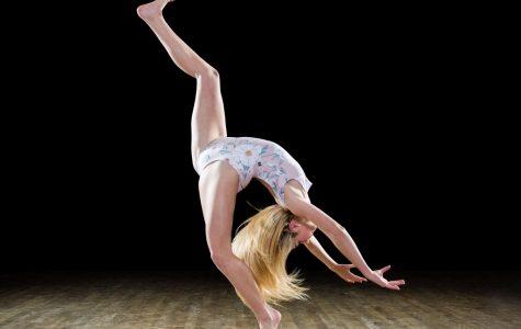 Aspiring dancer achieves dreams