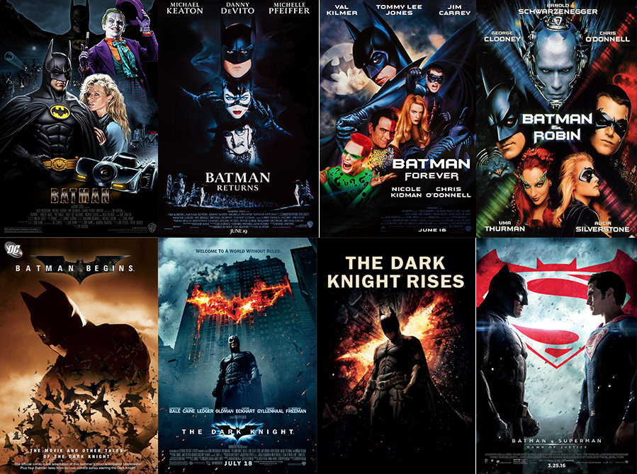 All+the+Batman+movies+ranked