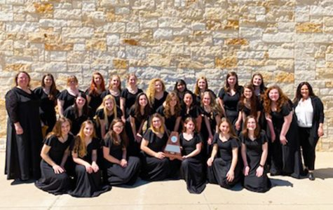 Varsity Women's Choir at UIL 2019