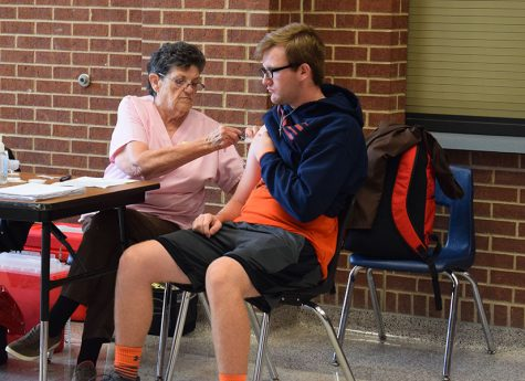 Choir students begin All-State process
