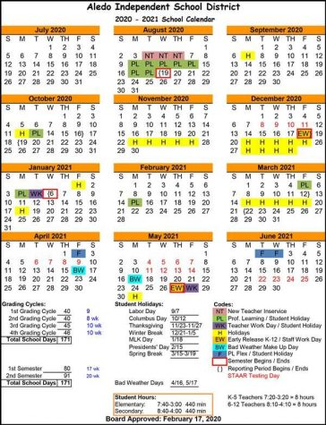 School board approves new calendar
