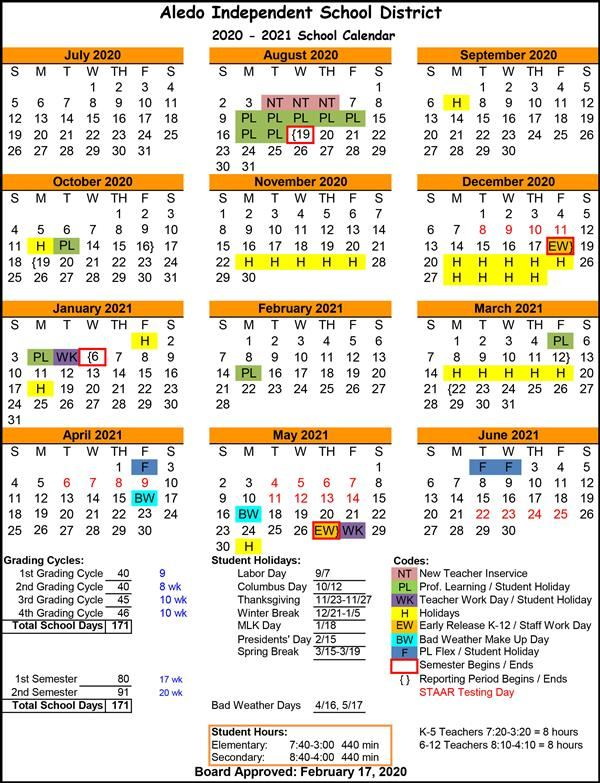 School board approves new calendar