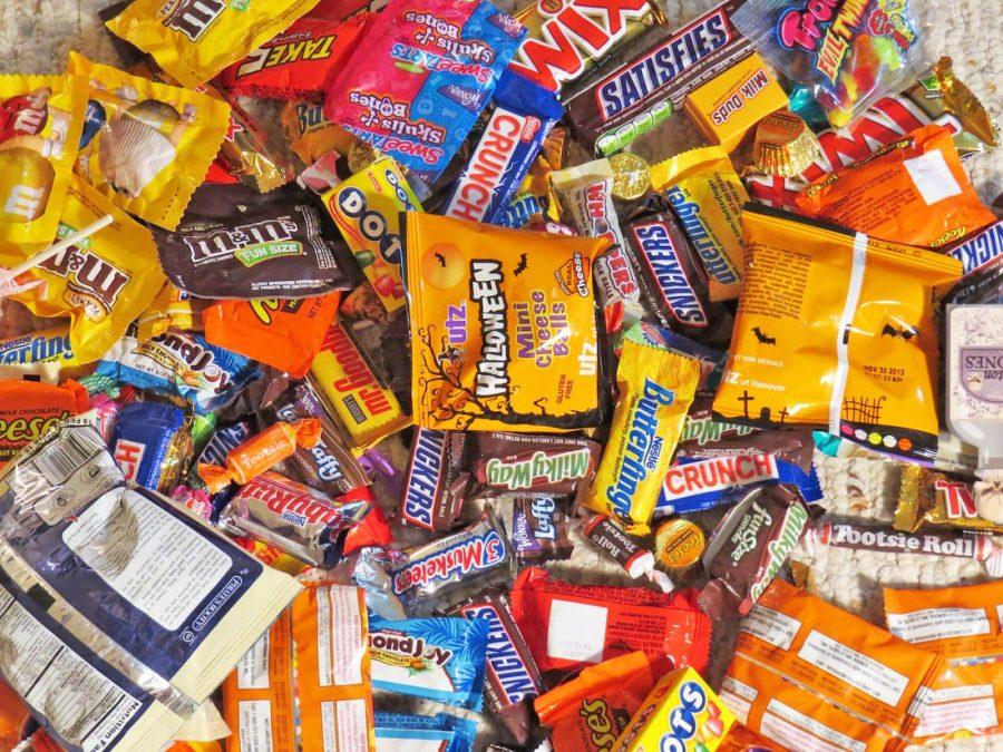 Top Ten Sweets This Halloween