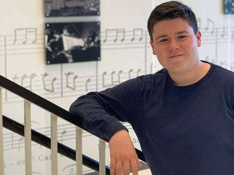 Second Band Student Makes All-State Jazz Band