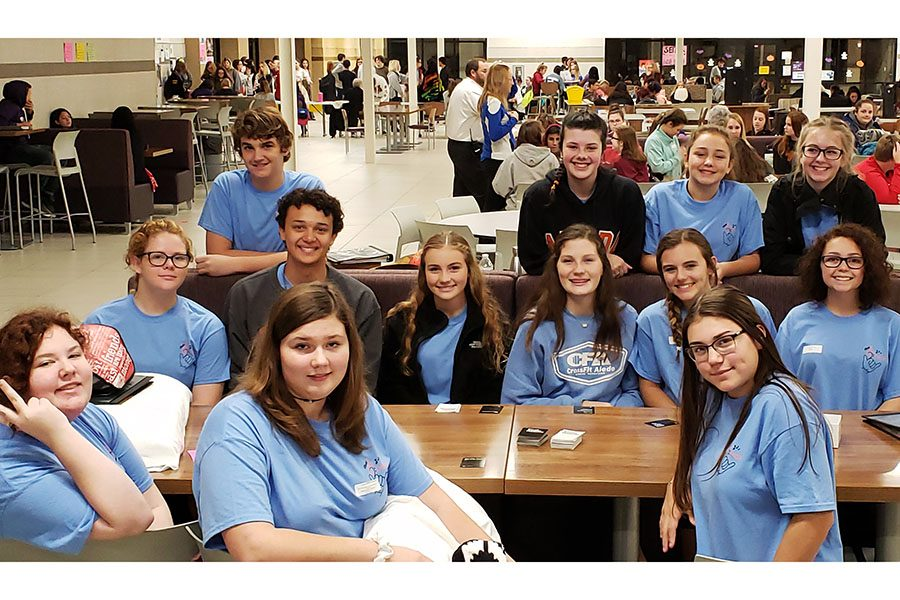 Singers Audition for State Choir
