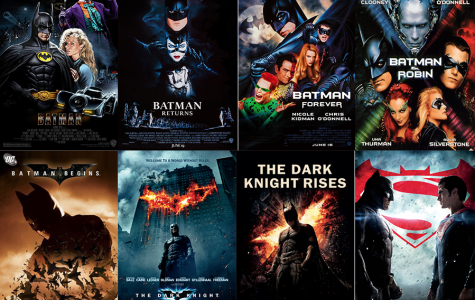 All the Batman movies ranked