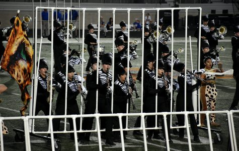 Bearcat Regiment marches their way to state