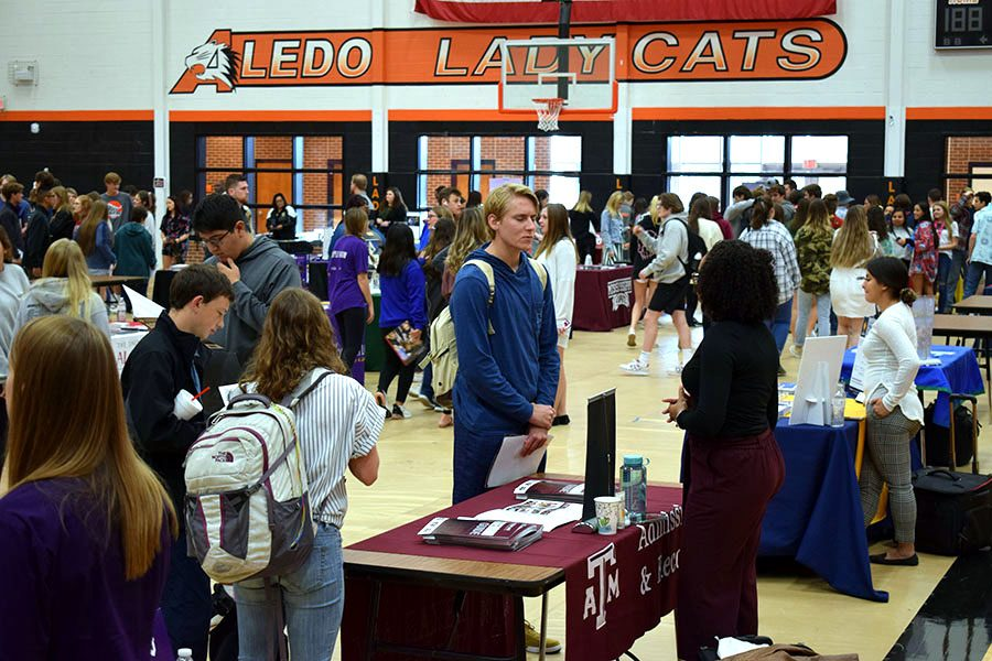 College Fair Comes to Town