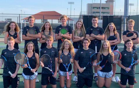 Tennis heads to playoffs