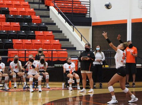 Varsity Girls Volleyball Preview