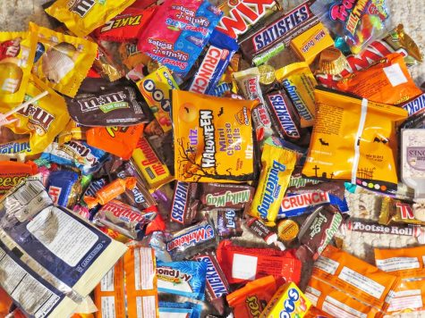 Top Ten Sweets This Halloween