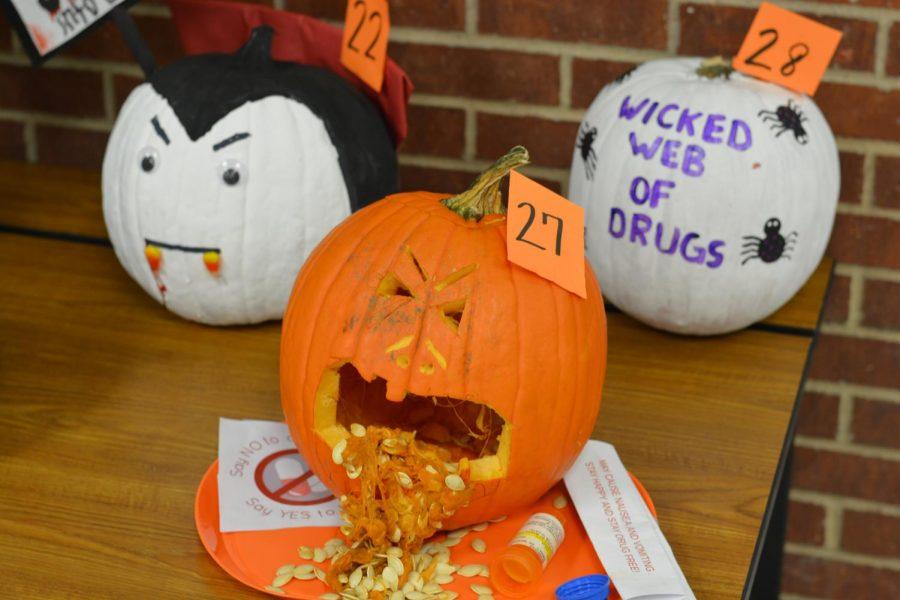StuCo Pumpkin Contest