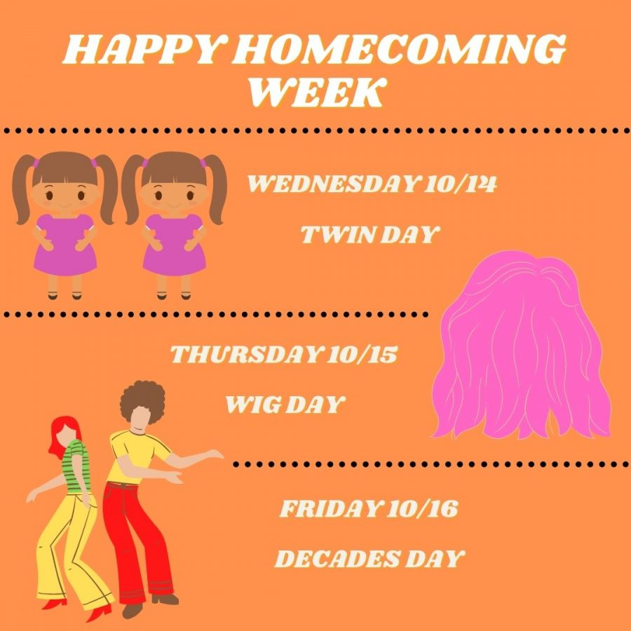 School-Sponsored Homecoming Events Continue