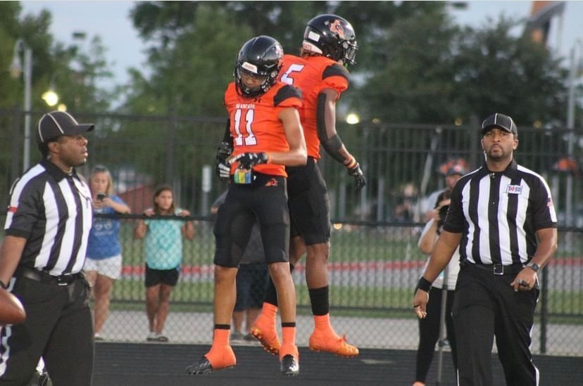 Bearcat Football Victorious in Game Two