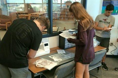 Engineering Students: Caleb Astle, Zana Previte and Daniel Ochoa